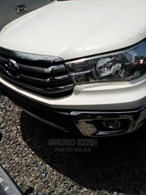 New Toyota Hilux 2020 White | Cars for sale in Abuja (FCT) State, Central Business District