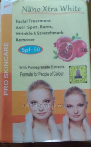 Nano Xtra White. 100%Stretchmark Remover, Sun Burn,Anti Spot   Skin Care for sale in Lagos State, Abule Egba