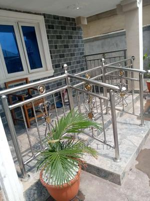 Entrance Door Railings   Building Materials for sale in Abuja (FCT) State, Jahi