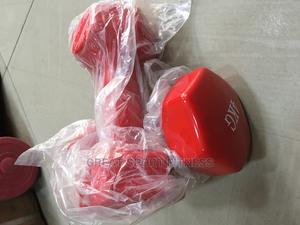 4kg Workout Aerobic Dumbbell | Sports Equipment for sale in Lagos State, Yaba