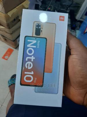 New Xiaomi Redmi Note 10 Pro 128 GB Blue | Mobile Phones for sale in Ekiti State, Ado Ekiti