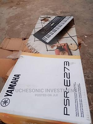 Yamaha Keyboard PSR-E273 | Musical Instruments & Gear for sale in Lagos State, Mushin