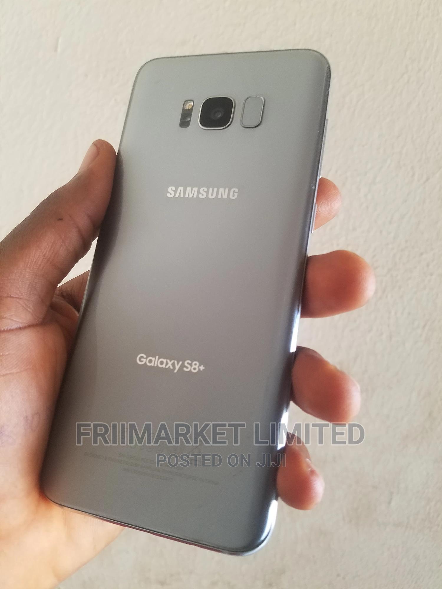 Samsung Galaxy S8 Plus 64 GB Gold