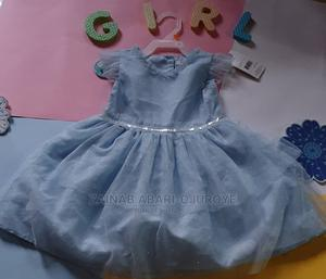 George Girl Powder Blue Gown | Children's Clothing for sale in Lagos State, Maryland