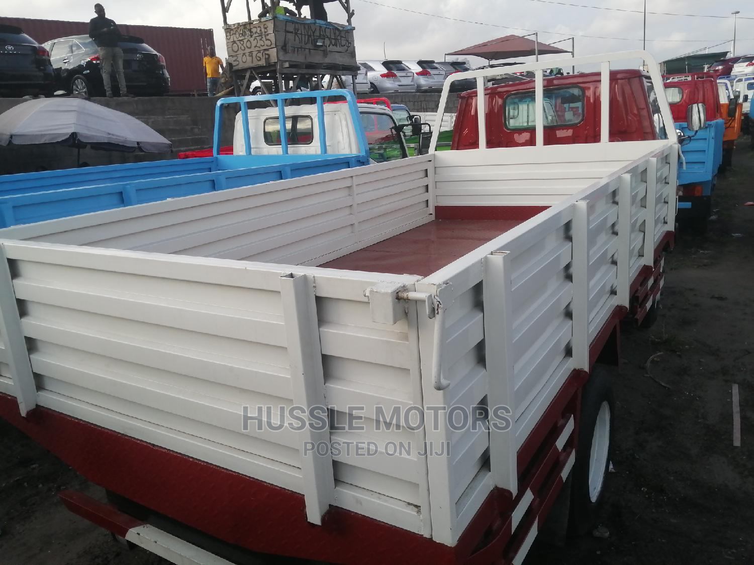 Toyota Dyna 200 OX Colour   Trucks & Trailers for sale in Apapa, Lagos State, Nigeria