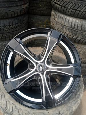 Quality Alloy Rims 18 Inch Size   Vehicle Parts & Accessories for sale in Lagos State, Ajah