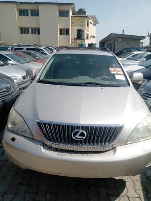 Lexus RX 2008 350 Gold   Cars for sale in Lagos State, Ikeja