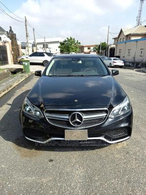 Mercedes-Benz E350 2014 Black   Cars for sale in Lagos State, Ikeja
