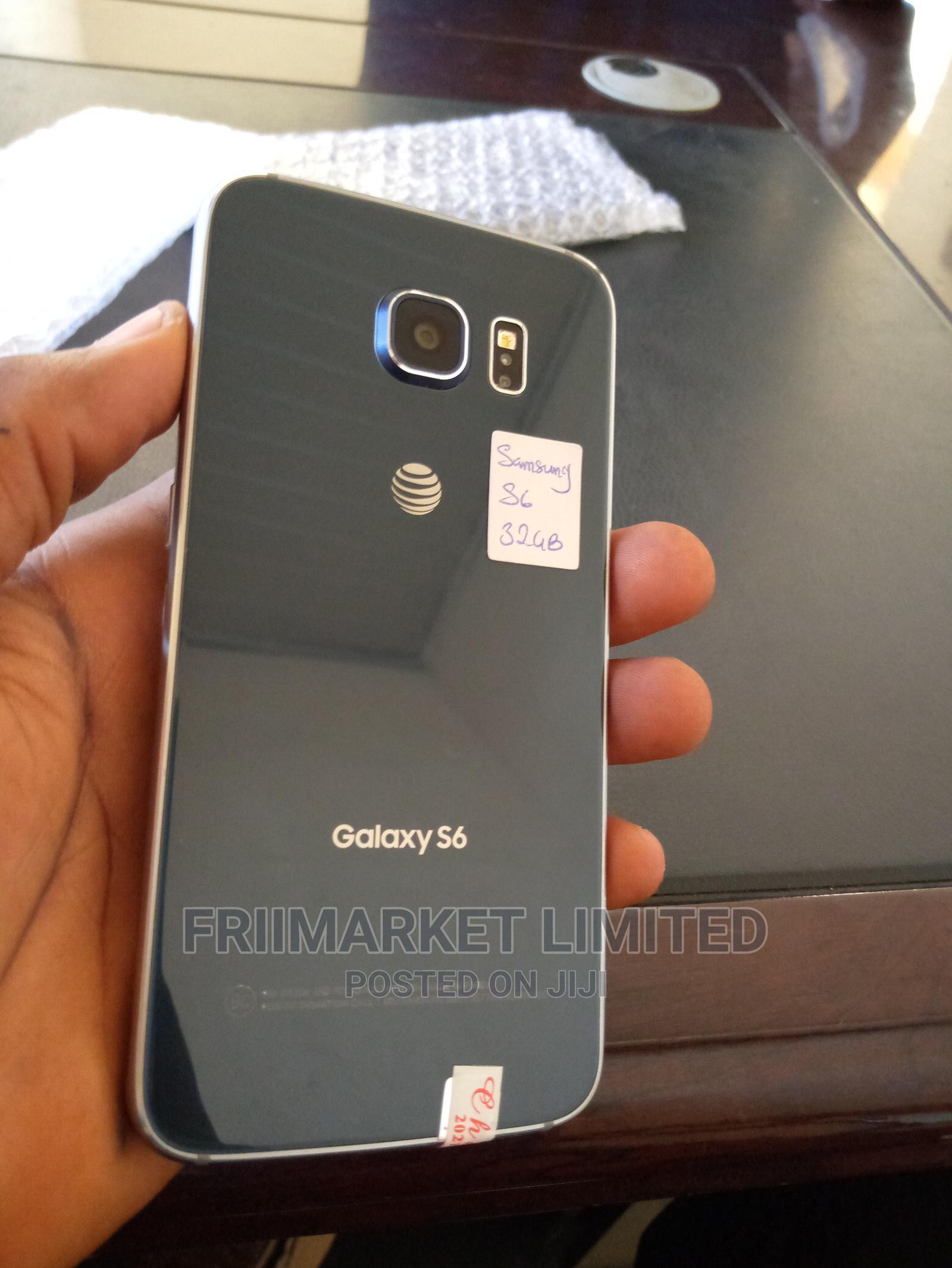 Samsung Galaxy S6 32 GB Gray