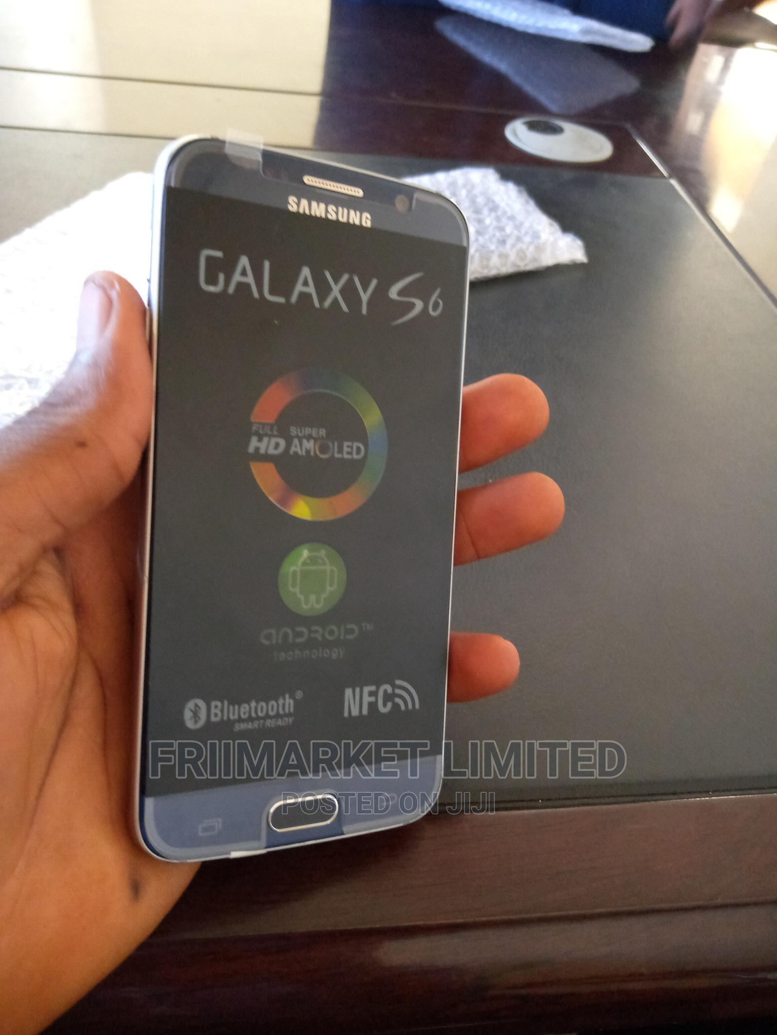 Samsung Galaxy S6 32 GB Gray   Mobile Phones for sale in Benin City, Edo State, Nigeria