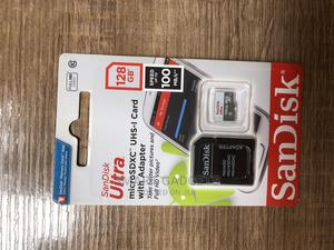 128gb Sandisk Memory Card   Accessories for Mobile Phones & Tablets for sale in Abuja (FCT) State, Wuse
