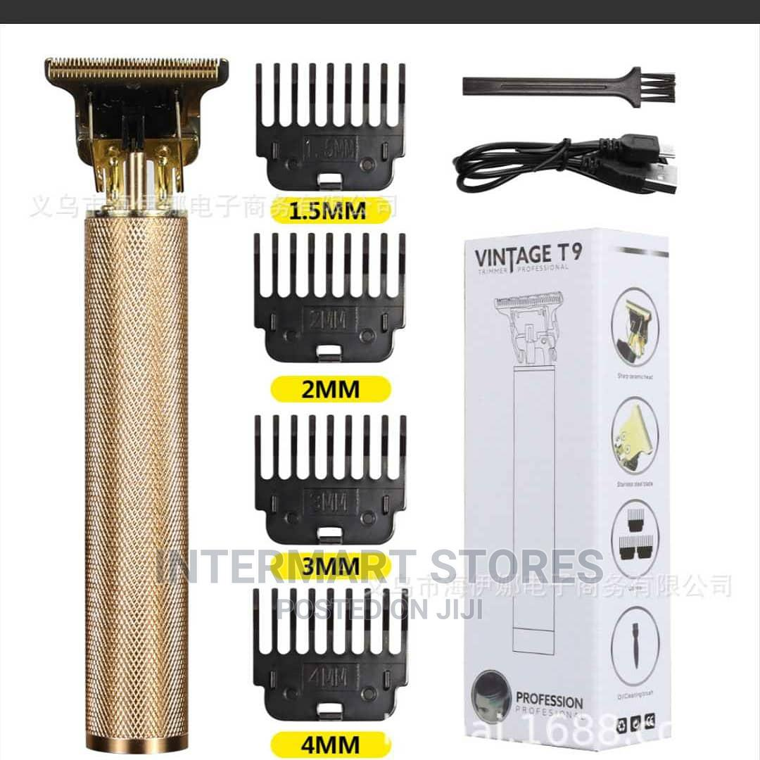T9 Vintage Superior Hair Trimmer For Men   Tools & Accessories for sale in Central Business District, Abuja (FCT) State, Nigeria