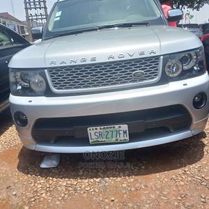 Land Rover Range Rover Sport 2008 4.2 V8 SC Silver   Cars for sale in Abuja (FCT) State, Gwarinpa