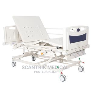 High Quality Crank Hospital Bed | Medical Supplies & Equipment for sale in Abuja (FCT) State, Karshi