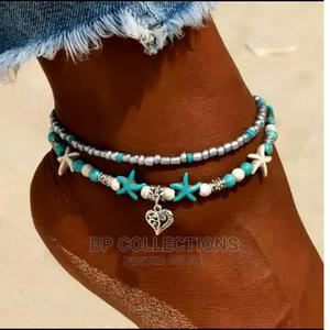 Bohemian Cowrie Shell Anklets F   Jewelry for sale in Oyo State, Ibadan