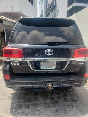 Toyota Land Cruiser 2016 5.7 V8 VXR Black | Cars for sale in Lagos State, Victoria Island
