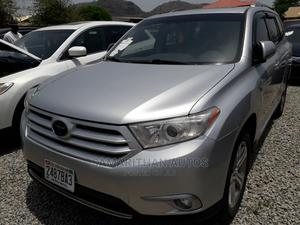 Toyota Highlander 2009 4x4 Silver   Cars for sale in Abuja (FCT) State, Kubwa