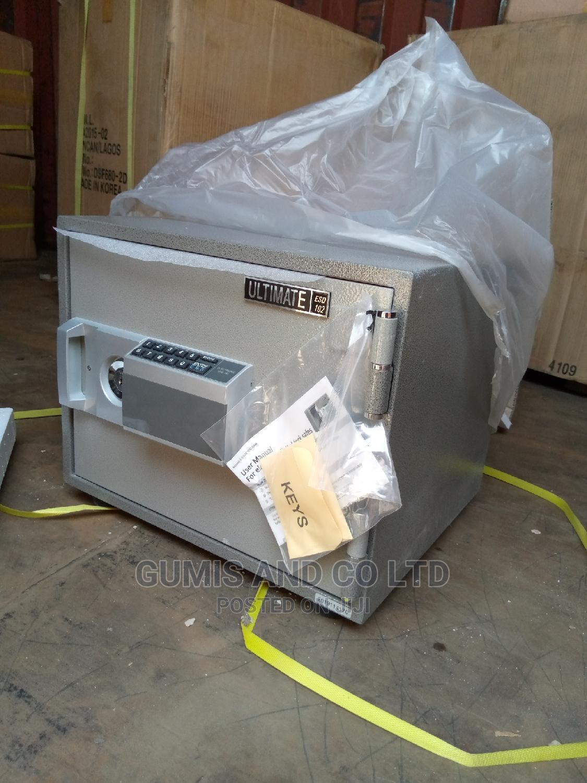 Ultimate Fireproof Safe