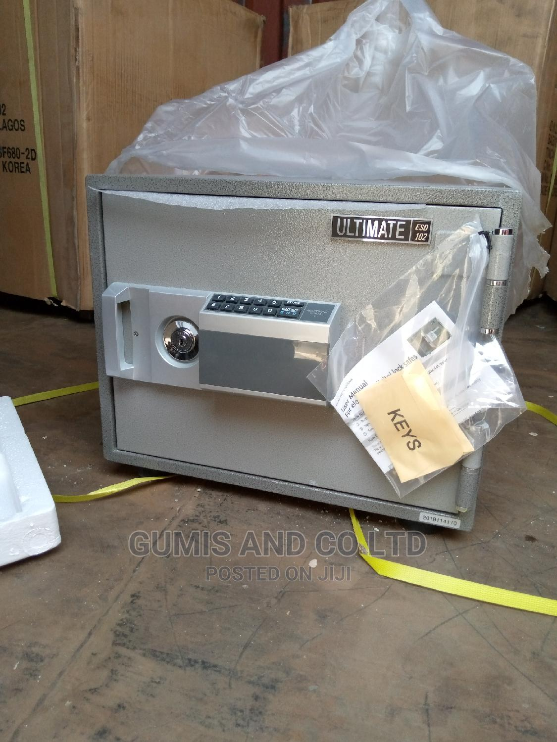 Ultimate Fireproof Safe | Safetywear & Equipment for sale in Jabi, Abuja (FCT) State, Nigeria
