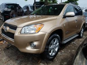 Toyota RAV4 2010 3.5 Limited 4x4 Gold | Cars for sale in Lagos State, Amuwo-Odofin