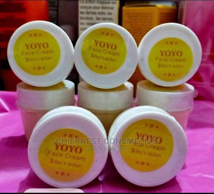 Yoyo 3 Days Face Cream