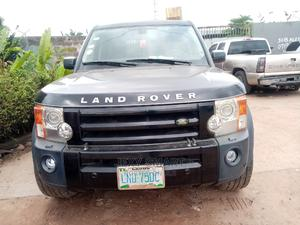 Land Rover LR3 2007 V8 SE Black | Cars for sale in Lagos State, Abule Egba