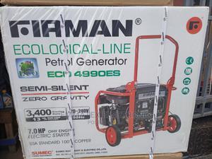 Petrol Generator Eco 4990es Sumec Firman | Electrical Equipment for sale in Lagos State, Ajah