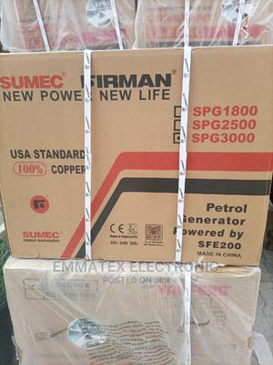 Sumec Firman SPG 3000 Manual | Electrical Equipment for sale in Lagos State, Ogba