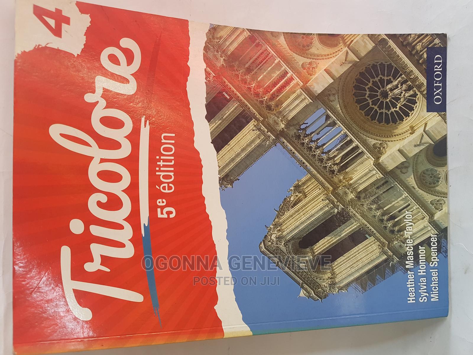 Oxford TRICOLORE 4 5th Edition