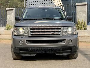 Land Rover Range Rover Sport 2008 Gray   Cars for sale in Abuja (FCT) State, Central Business District