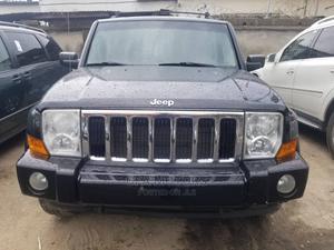 Jeep Commander 2007 3.7 Sport 4x4 Black   Cars for sale in Lagos State, Amuwo-Odofin