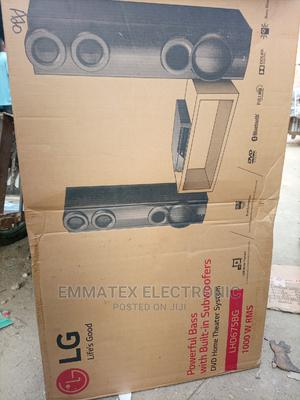 LG DVD Home Theater Sound System 1000wax | Audio & Music Equipment for sale in Lagos State, Lekki