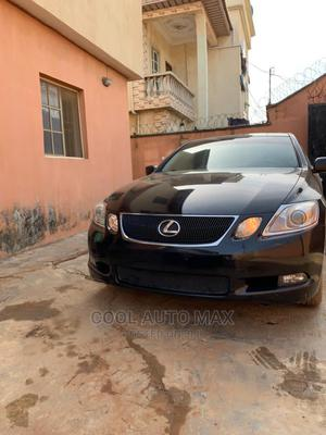 Lexus GS 2006 Black   Cars for sale in Lagos State, Ikeja