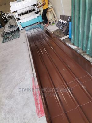 Best Brown Aluminum Roofing | Building Materials for sale in Lagos State, Egbe Idimu