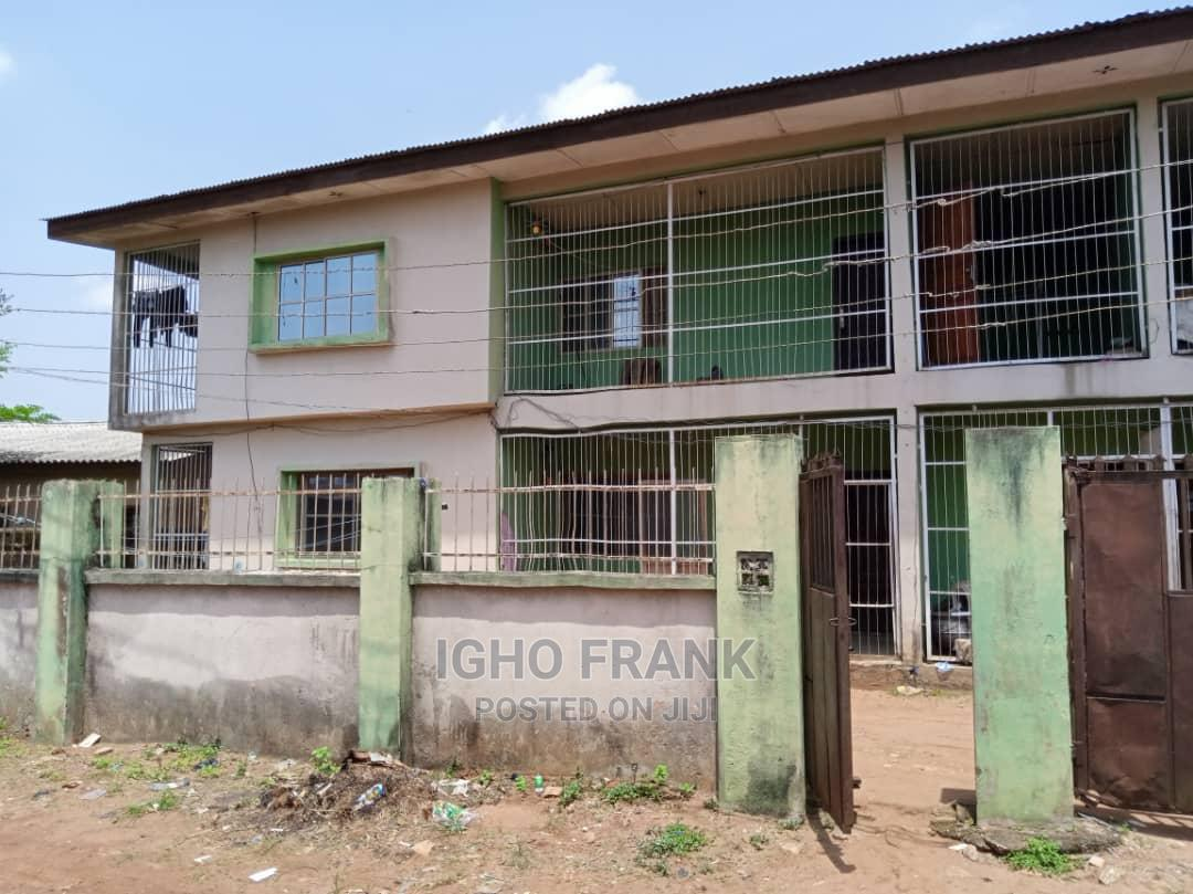 3bdrm Block of Flats in Frigum Property, Benin City for Sale