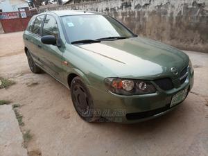 Nissan Almera 2003 1.5 D Green   Cars for sale in Ogun State, Abeokuta South