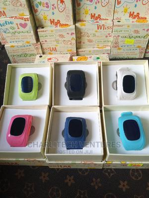 Q50 Kids GPS Smart Watch And Tracker   Smart Watches & Trackers for sale in Lagos State, Ikeja