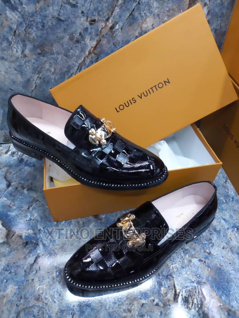 Louis Vuitton Loafers Shoe Original