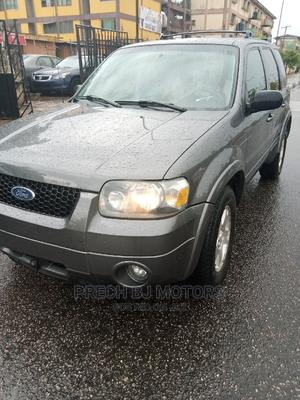 Ford Escape 2005 Limited 4x4 Gray   Cars for sale in Lagos State, Ogba