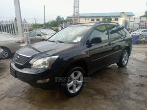 Lexus RX 2004 330 Black | Cars for sale in Lagos State, Ikeja