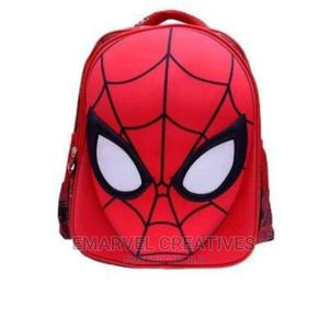 Spiderman School Bag - Red | Babies & Kids Accessories for sale in Lagos State, Surulere