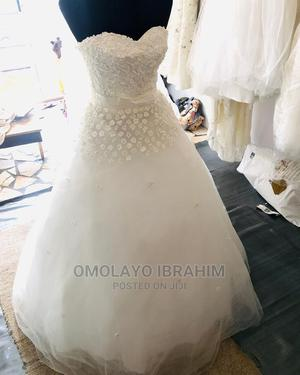Classic And Elegant Wedding Gown   Wedding Wear & Accessories for sale in Lagos State, Ikorodu
