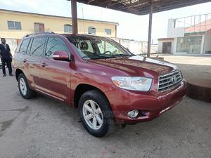 Toyota Highlander 2010 Sport Red   Cars for sale in Lagos State, Ikeja
