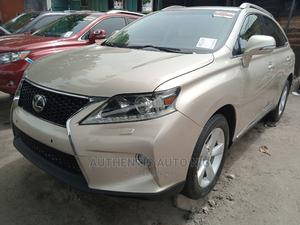 Lexus RX 2013 Gold   Cars for sale in Lagos State, Apapa