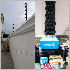 Razor Barb-wire And Electric Fence-wire   Building Materials for sale in Lagos State, Eko Atlantic