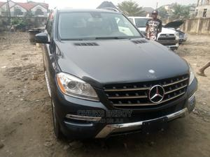 Mercedes-Benz M Class 2012 Gray | Cars for sale in Lagos State, Amuwo-Odofin