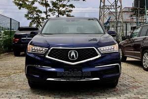 Acura MDX 2020 Advance Pkg SH-AWD Blue | Cars for sale in Lagos State, Lekki