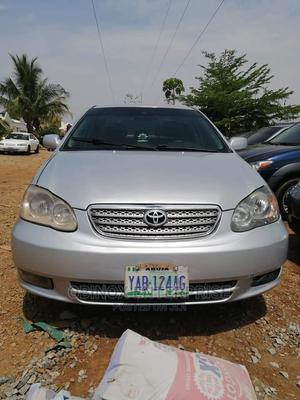 Toyota Corolla 2005 S Silver | Cars for sale in Abuja (FCT) State, Gudu