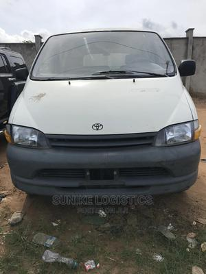 Toyota Hiace White | Buses & Microbuses for sale in Ogun State, Ado-Odo/Ota