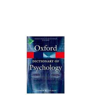 The Oxford Dictionary of Psychology by Andrew M.Colman | Books & Games for sale in Lagos State, Lagos Island (Eko)